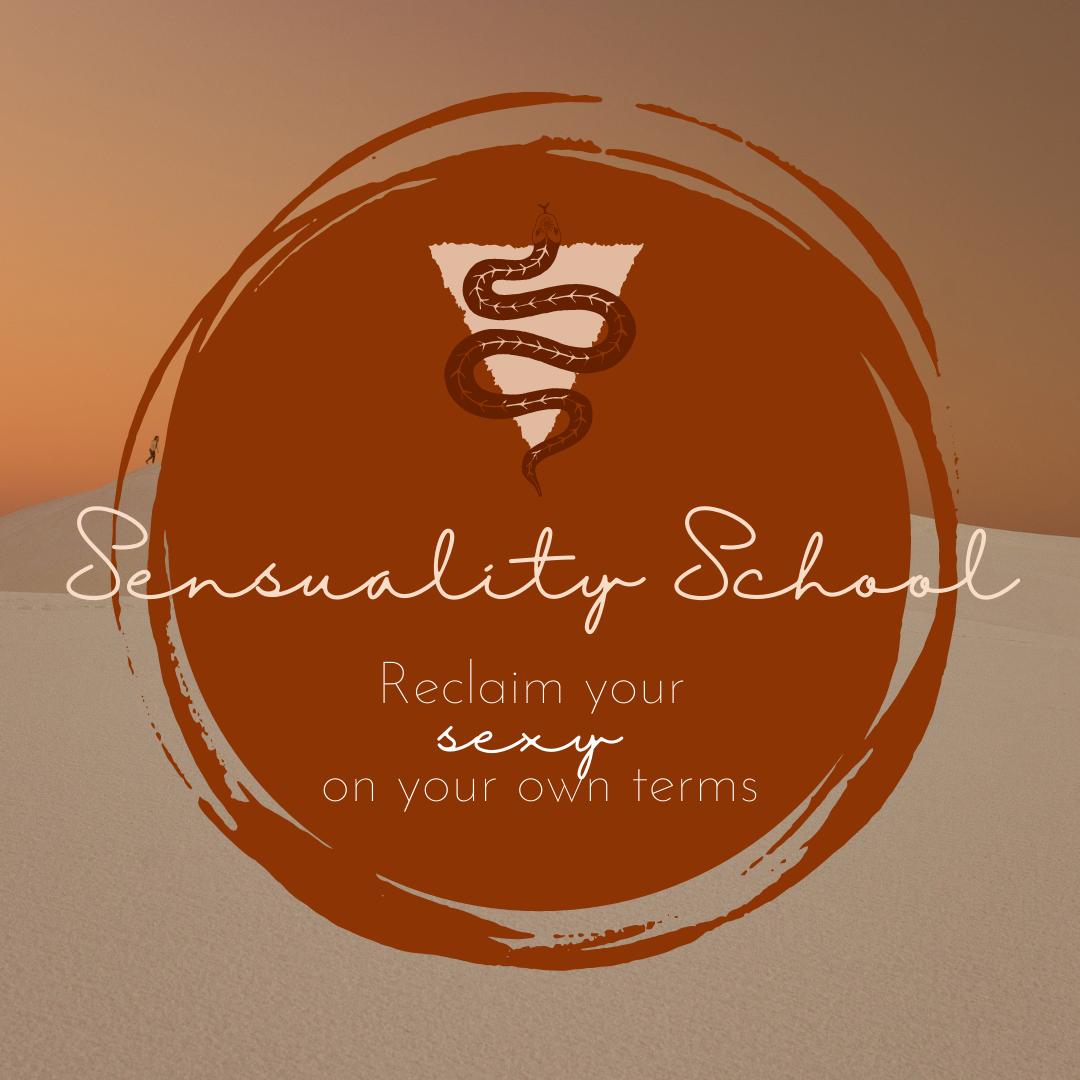 Sensuality School logo