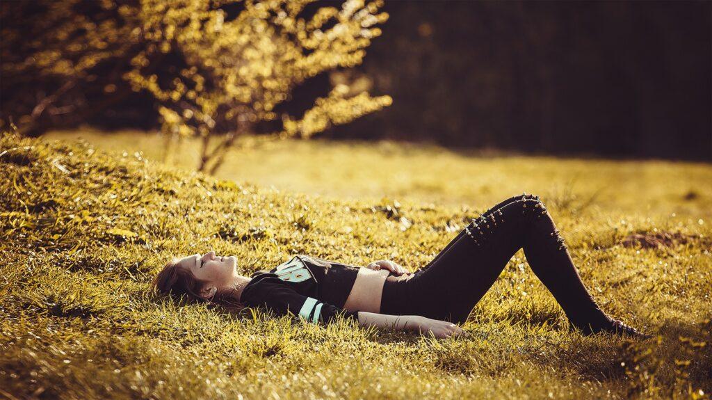 relax your pelvic floor