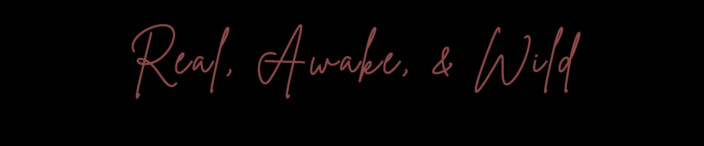 Real Awake Wild Banner (1)